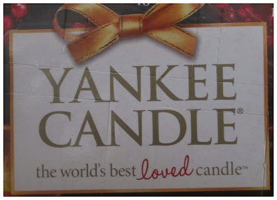 Yankee candle beautiful smelling Christmas advent calendar