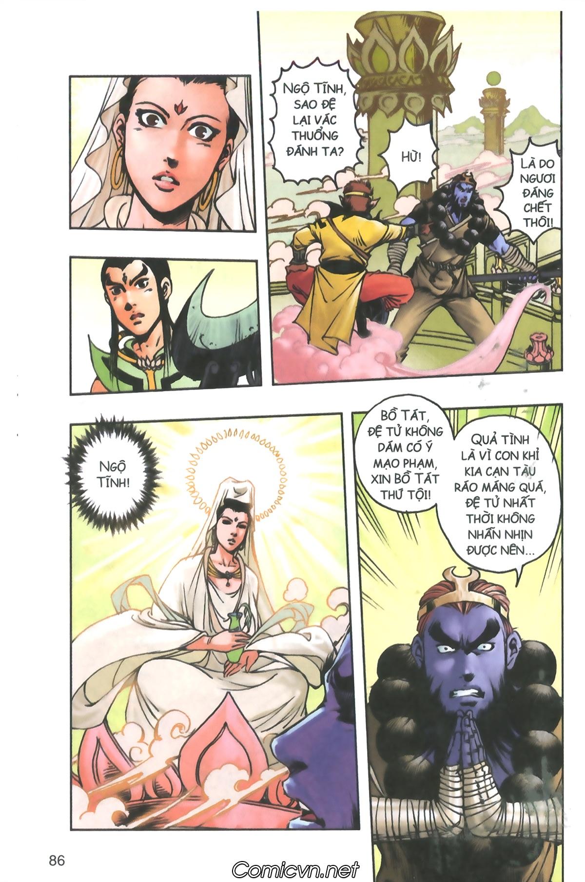 Tây Du Ký màu - Chapter 103 - Pic 12