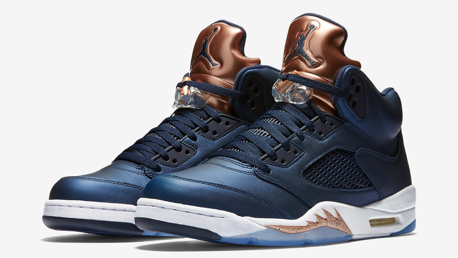 f7d076ec99dc0f Air Jordan 5 Retro Obsidian Metallic Red Bronze-Bright Grape-White Release  Reminder