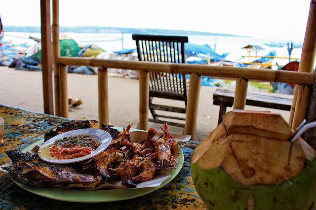 seafood pasar kedonganan
