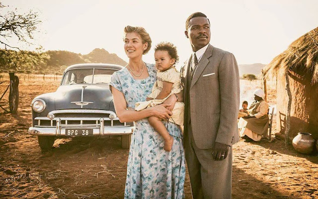 The Romantic Affairs Of Ruth and Seretse Khama Defied Odds