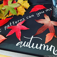 Autumn Craft and Activities for Kids