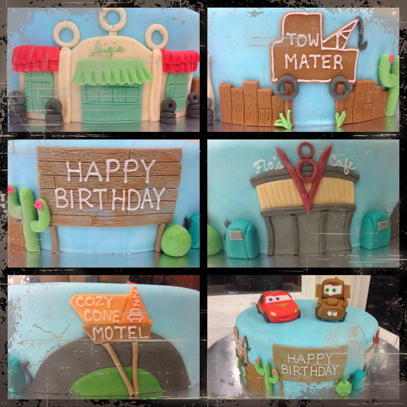 Kaylynn Cakes: Birthday Cakes