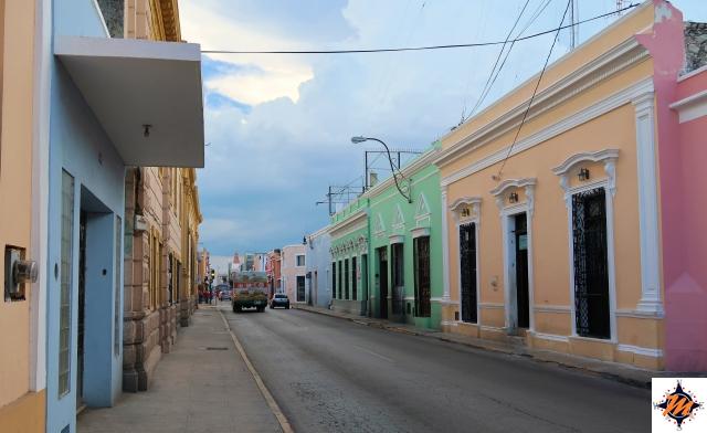 Mérida, tra le vie del centro