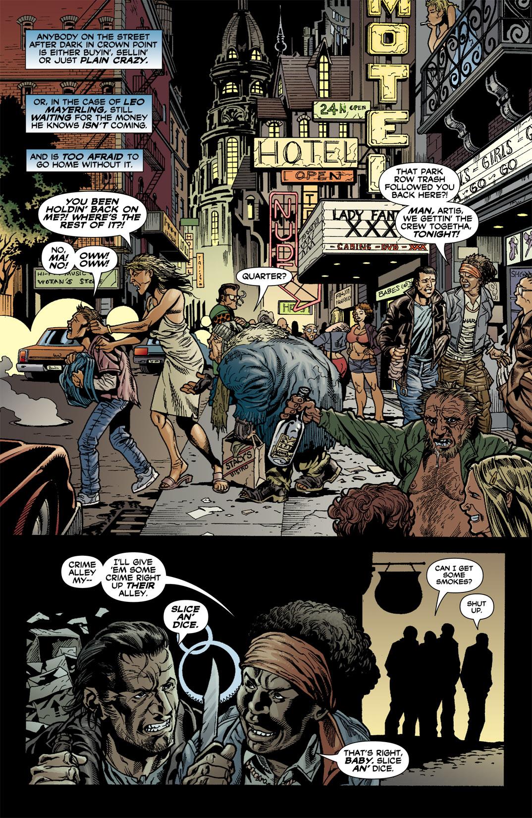 Detective Comics (1937) 807 Page 17
