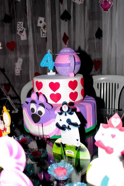 Festinhas, Aniversário, DIY, Aniversário DIY, Mamãe Criativa, mamãe sortuda, Alice no País das Maravilhas,