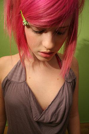 Emolutions: Emo Hair Color