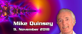 Mike Quinsey – 9. November 2018