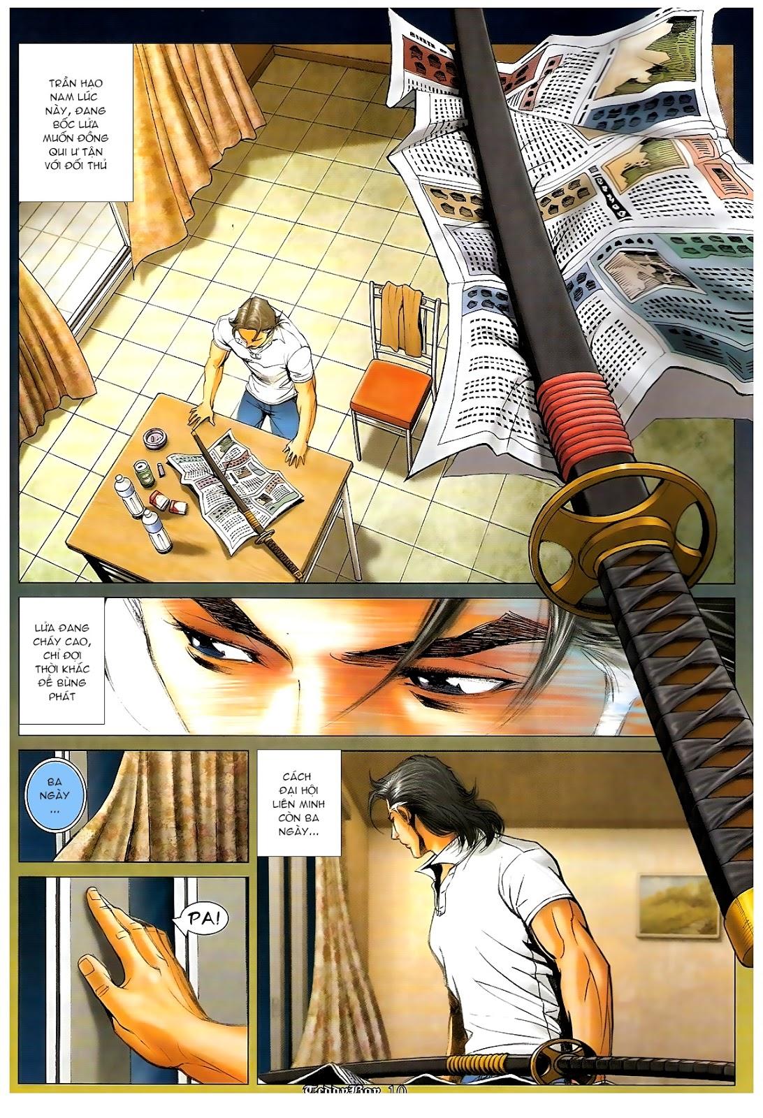 Người Trong Giang Hồ - Chapter 1217: Trận chiến cuối cùng - Pic 6