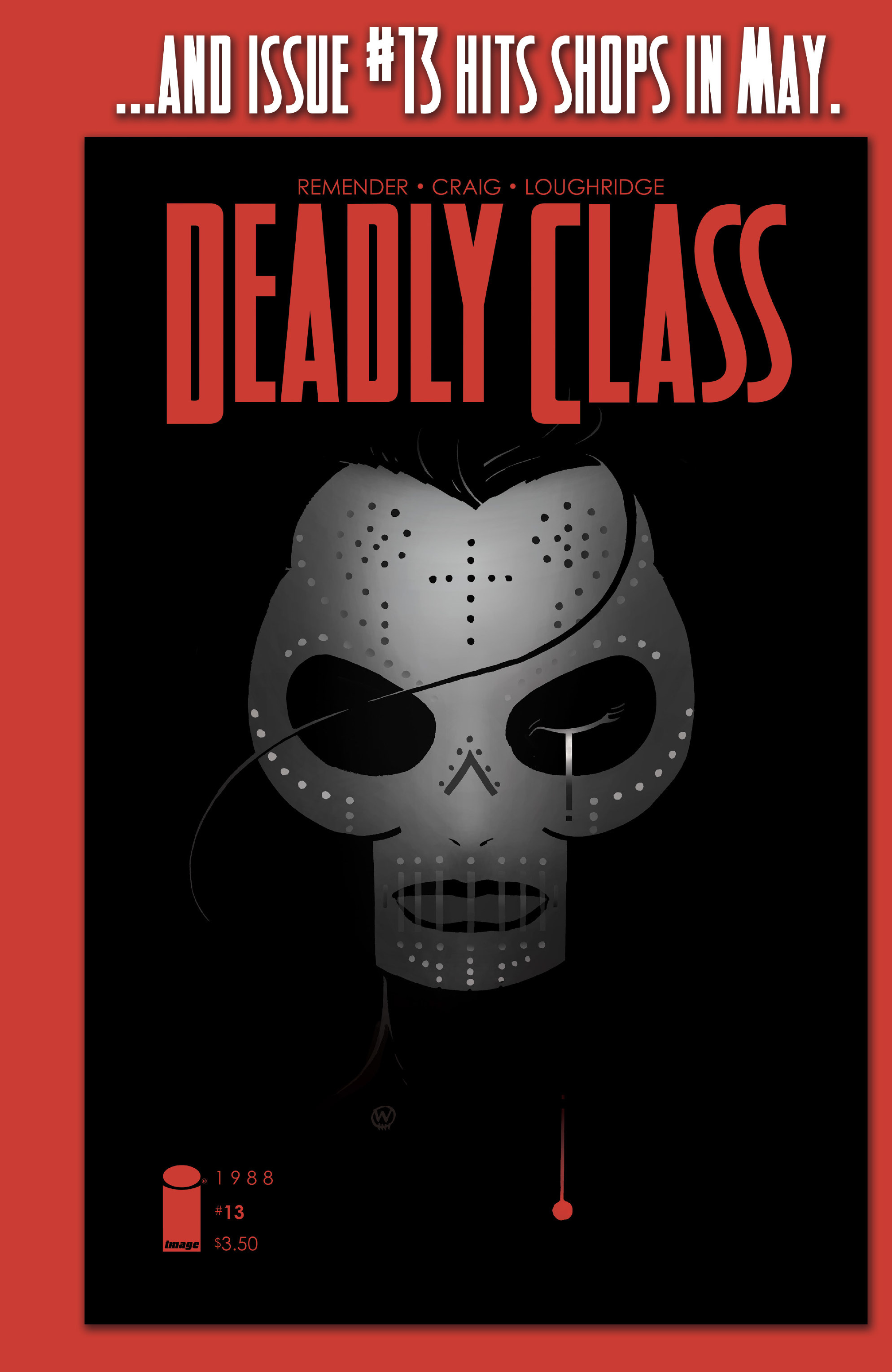 Read online Deadly Class comic -  Issue #11 - 29