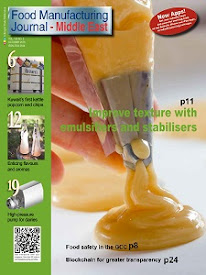 Subscribe to Food Manufacturing Journal - Middle East Newsletter