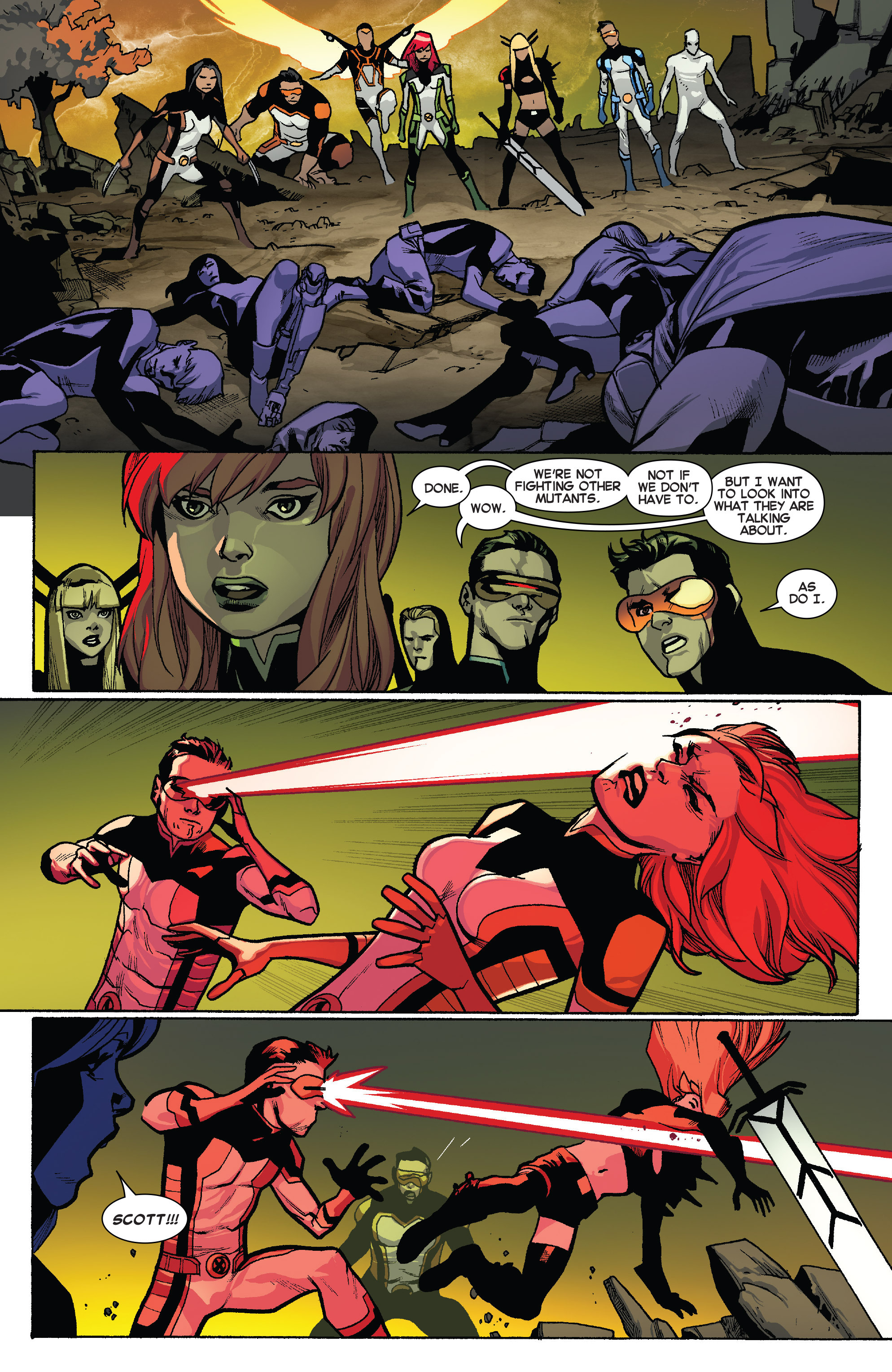 Read online All-New X-Men (2013) comic -  Issue #41 - 10