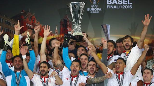 Sevilla é o campeão da Europa League 2015/16