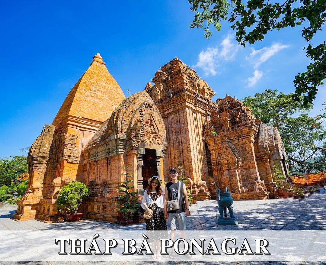 Di tích tháp bà Ponagar
