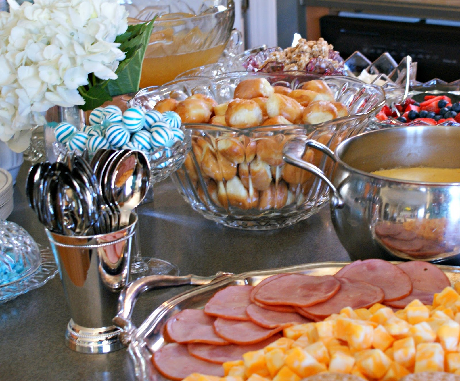 A Little Loveliness Breakfast At Tiffany S Food Fun Amp Favors