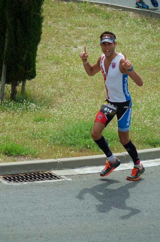 pitufollow sergio turull triatlon extreme man salou