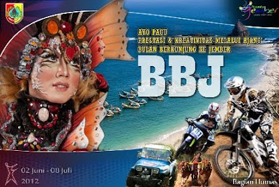 BBJ 2012 - Bulan Berkunjung ke Jember 2012