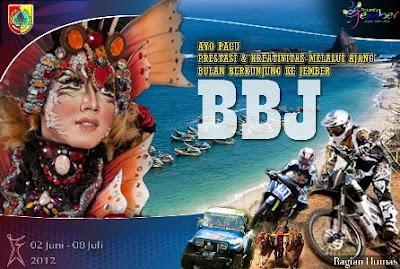 BBJ 2012, Bulan Berkunjung ke Jember, Pesona Wisata Kota Jember