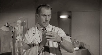 Vincent Price - The Tingler (1959)