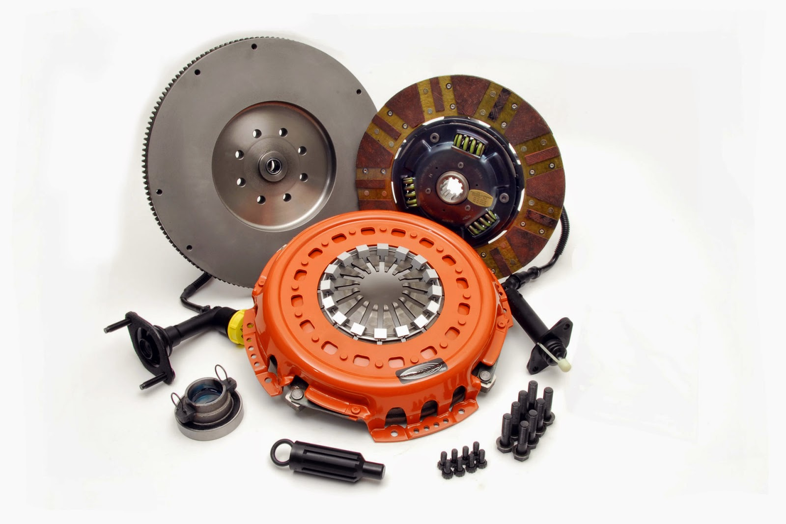 Types of Clutches - Mechanical Booster