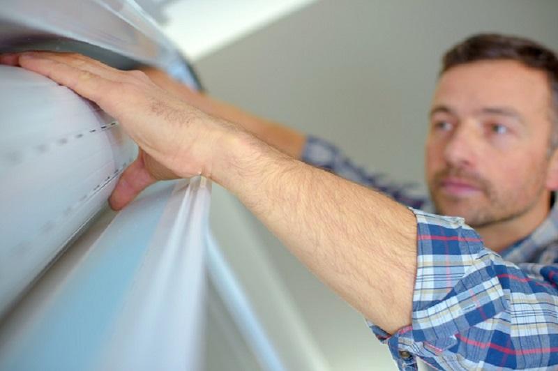 Installing Window Roller Shutters