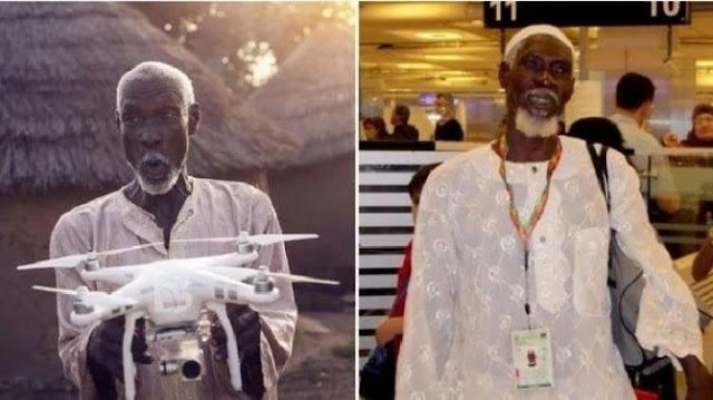 Berkat Drone, Pria Miskin Ini Bisa Terbang Ke Mekkah Untuk Berhaji, Begini Kisahnya!