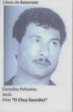 Chapito Isidro BLO Lieutenant Ignacio
