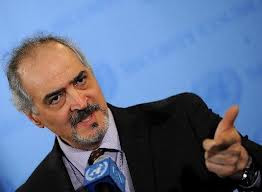 Al-Jaafari- The Syrian People Want a Syrian-led Democracy and Not an Imposed One through Blood