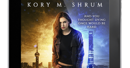 """Dying Day"" is out now! Don't miss the epic finale in Kory M. Shrum's Dying for a Living series!"