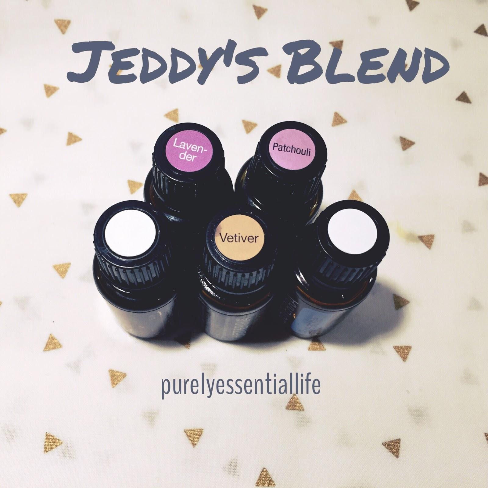 Purely Essential Recipes: Focus Blend Aka Jeddy's Blend
