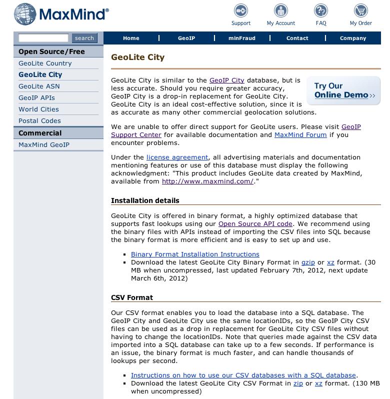 Mini's Programming: How to verify country through Internet
