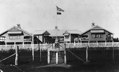Railway Estate State School turning 100 in 2016