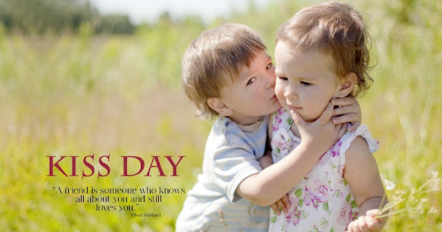 happy kiss day status in hindi