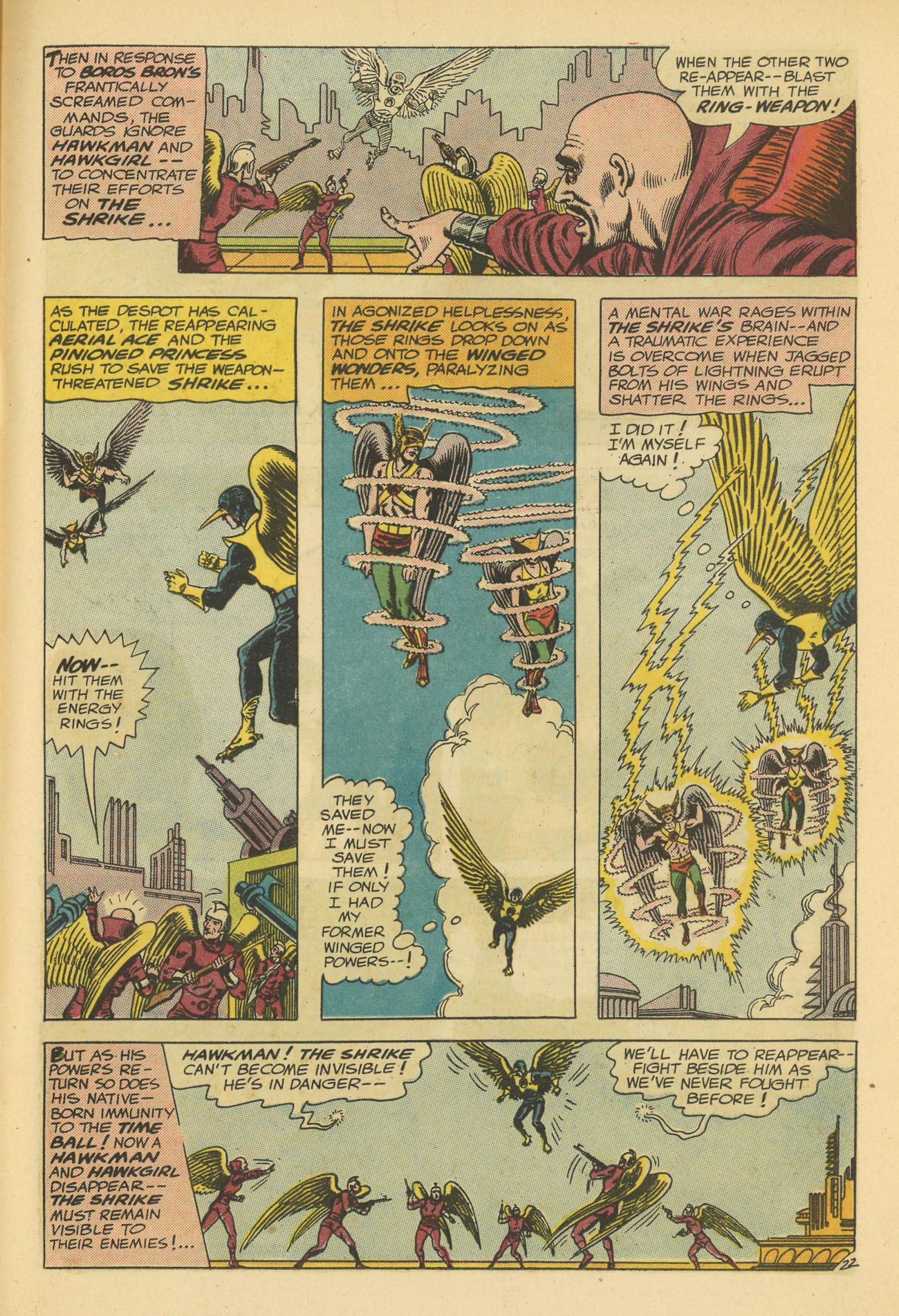Hawkman (1964) issue 11 - Page 31