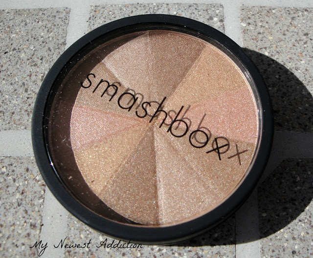 Review Smashbox Fusion Soft Lights In Baked Starburst