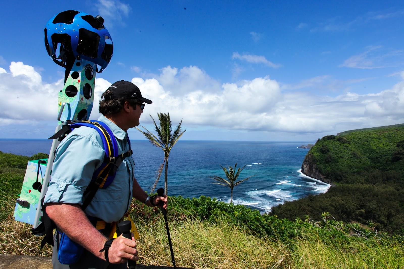 Google Earth Hawaii Big Island