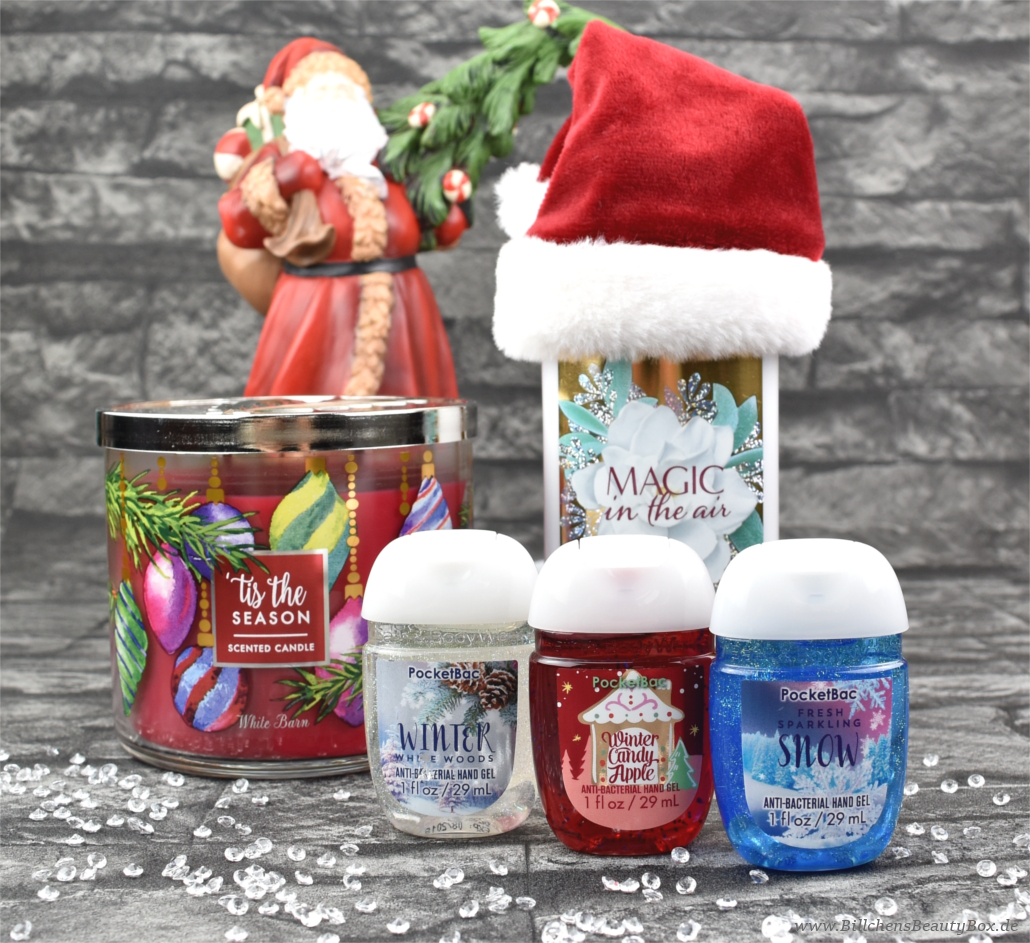 Bloggin' around the christmas tree - Türchen Nr. 10 - Bath & Bodyworks Gewinnspiel