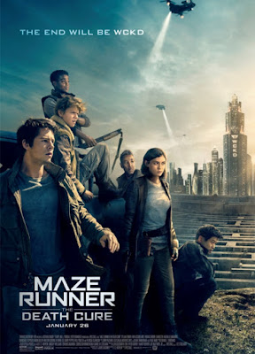 Maze Runner The Death Cure 2018 Eng 720p WEB-DL 1Gb ESub x264