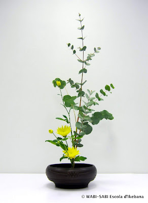 Ikebana-shoka-shofutai-arranjament-floral