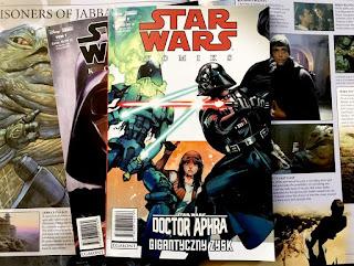 Star Wars – Doctor Aphra. Gigantyczny zysk.