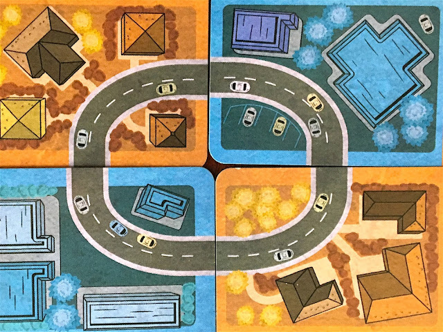 Sprawlopolis by Button Shy Games Review Kickstarter Preview