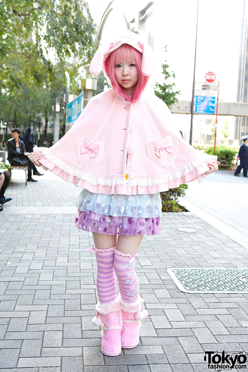 Sakura Kiss: Decora And Fairy Kei Style