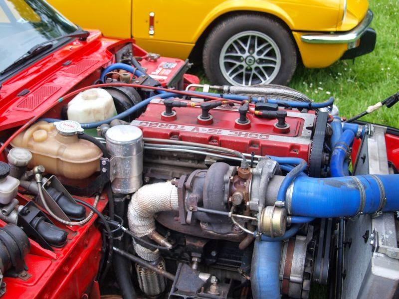 Club Triumph - GT6 - Which alternative engine