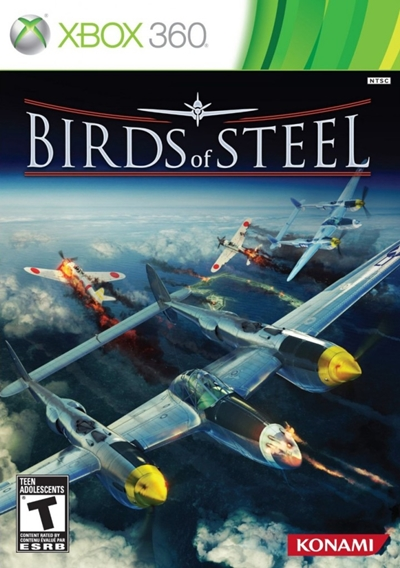 Birds Of Steel Xbox 360 Español NTSC Descargar DVD9 2012