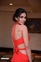 Alankrita new actress in Red Deep Neck Gown Stunning Pics ~  Exclusive Galleries 012.jpg