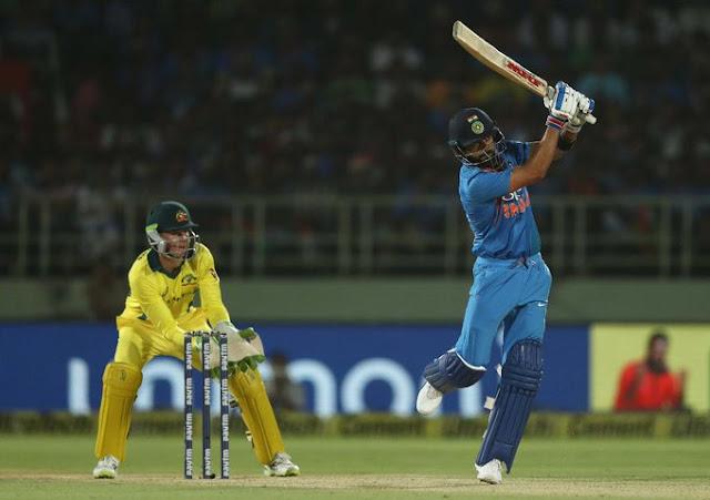 विराट कोहली, भारतीय क्रिकेट टीम के कप्तान