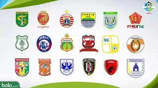 Hasil Lengkap & Klasemen Liga 1 Pekan 21, Persib Masih Memimpin