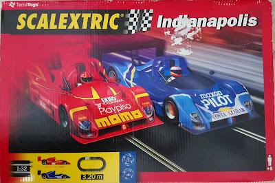 Circuitos: Scalextric C1 Indianapolis Tecnitoys