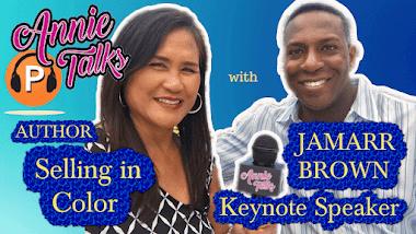 Annie Talks with JaMarr Brown