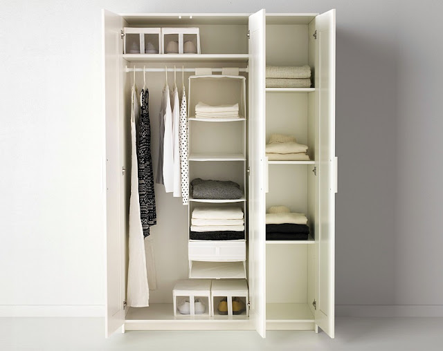 Model Lemari Pakaian Terbaru Di IKEA